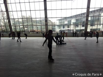 9アイススケートにも行きました