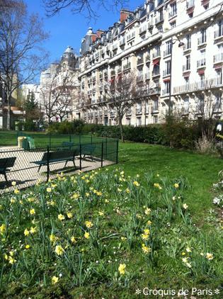 3春の公園