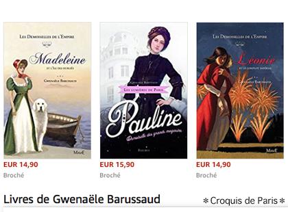 5 Gwenaele Barussaud 本