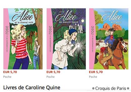 4 Caroline Quine Alice
