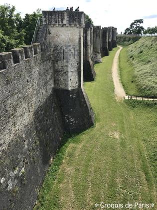 15城壁へ