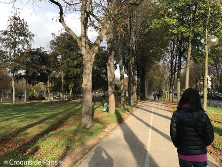 8ラヌラグ公園へ
