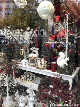 3街はクリスマスの準備に追われています