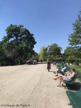 5モンソー公園