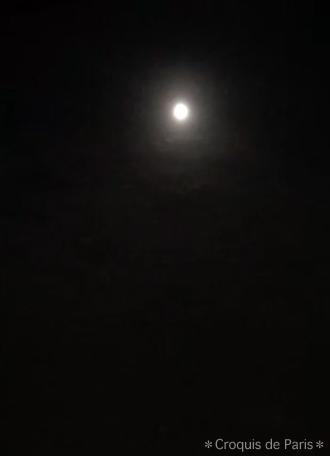 3 日本からお月様