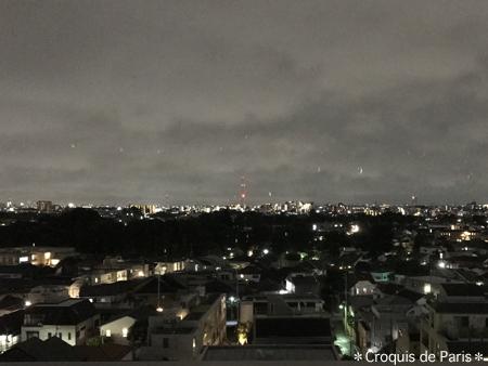 7東京の夜