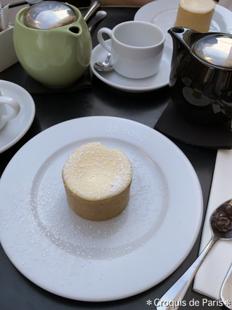 12 久しぶりのダ・ローザ お薦めのチーズケーキ