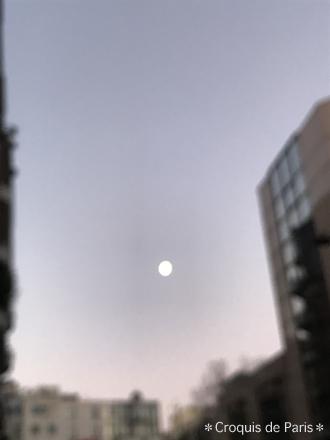 7後ろにお月様