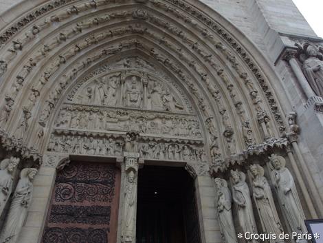 4右側の入り口「聖アンナの門」