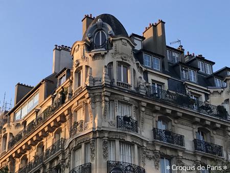 9ていうか何度見てもフランスの建物ってやっぱり気になる