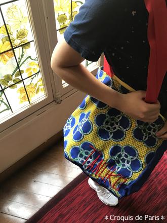 11素敵なバッグが出来ました