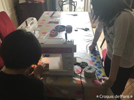 6お裁縫のアトリエ