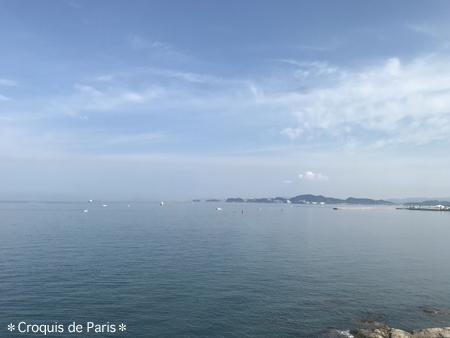 1あぁ海と空の景色