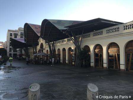 3サンタ・カテリーナ市場