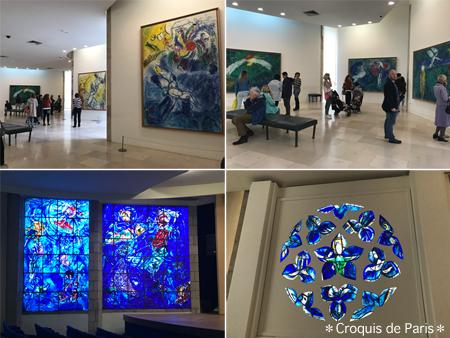 12シャガール美術館