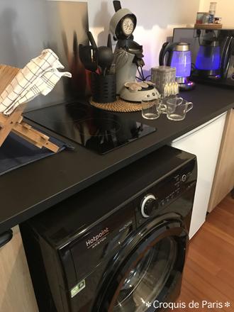 15とりあえず洗濯機回してみていると