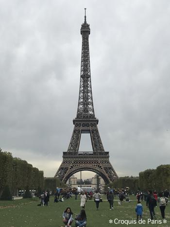 8寒空のエッフェル塔