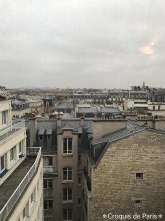 9パリの眺め